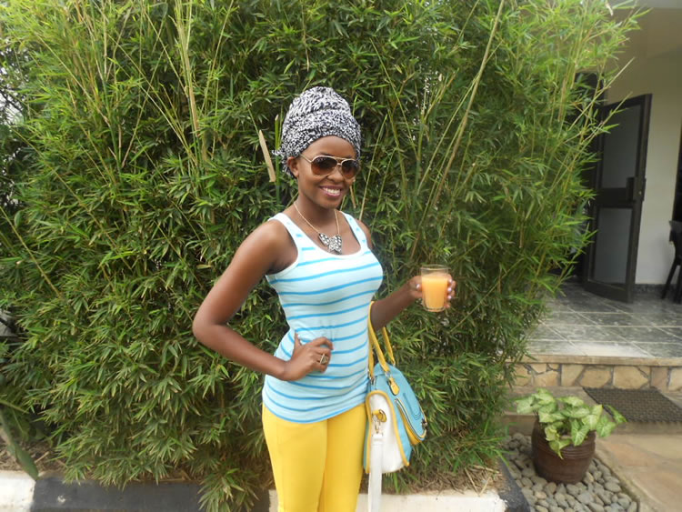 Grace Nakimera @ CIELO INN